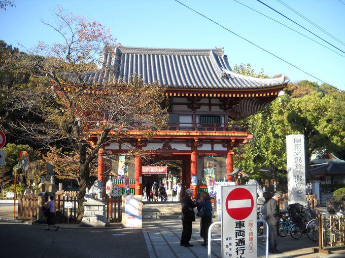 「瀧泉寺」は、開基1200年の古刹である