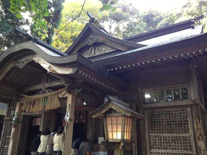 続日本紀にも載っている高千穂神社