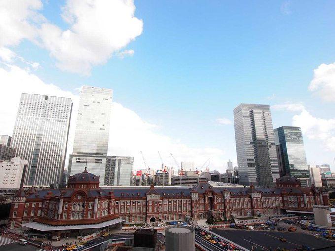 「東京駅」がすでに観光スポット!東京の玄関口を散策しよう