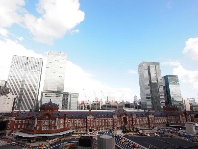 2012年10月東京駅丸の内駅舎リニューアル 東京駅を見に行こう