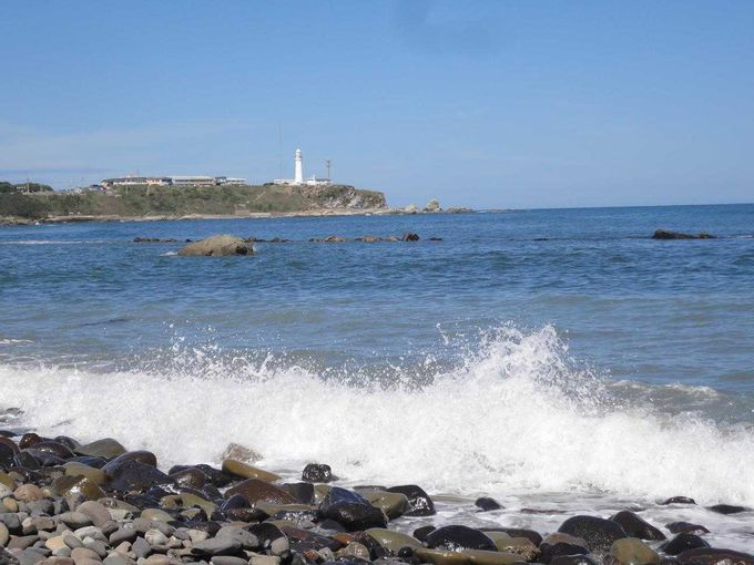 関東最東端の海水浴場