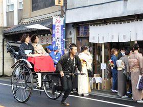 秋のウォーキングイベント 着物で巡る蔵のまち|茨城県|トラベルjp<たびねす>