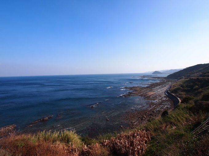 日南海岸ドライブ