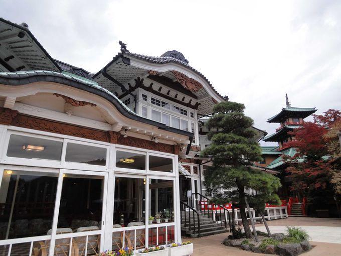 箱根ならではのクラシカルホテルに出会う「富士屋ホテル」