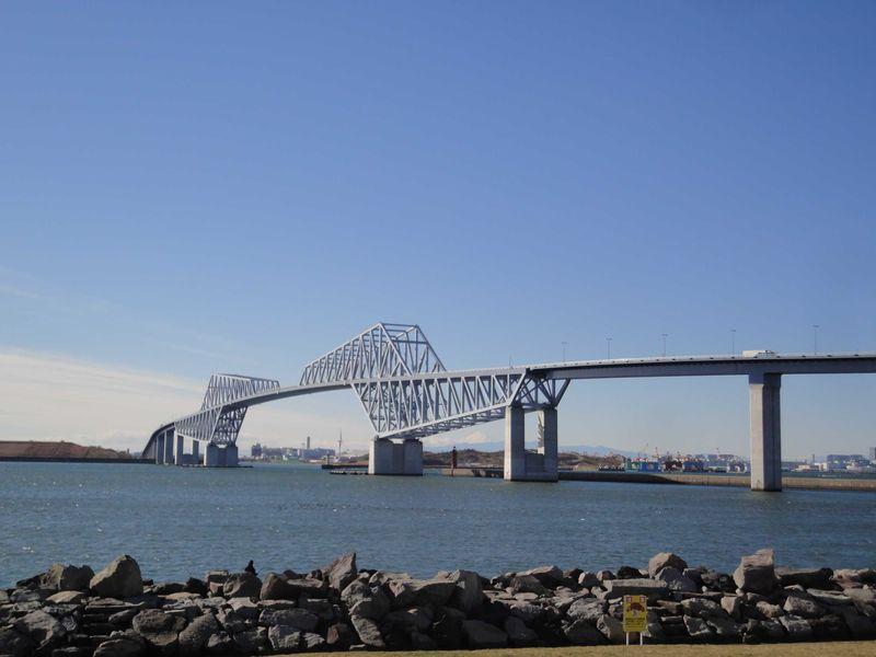 観光名所を一望!! 「東京ゲートブリッジ」を歩いてみよう
