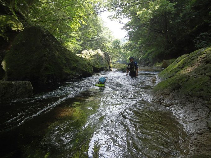 安全に楽しく川遊びの極意