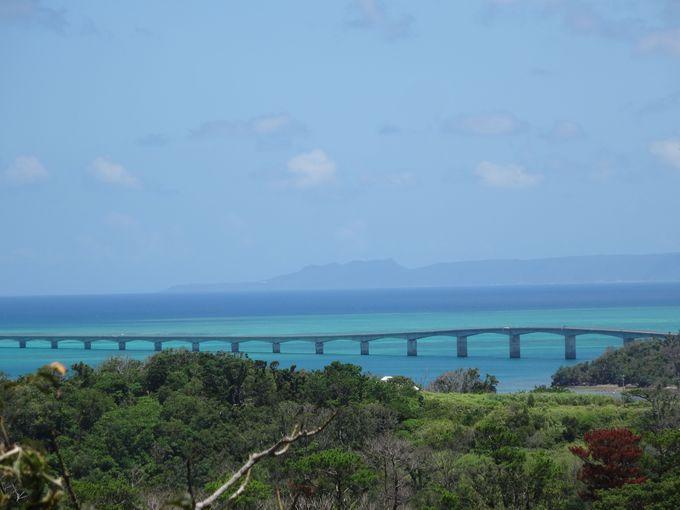 古宇利島は、沖縄本島から車で行ける楽園