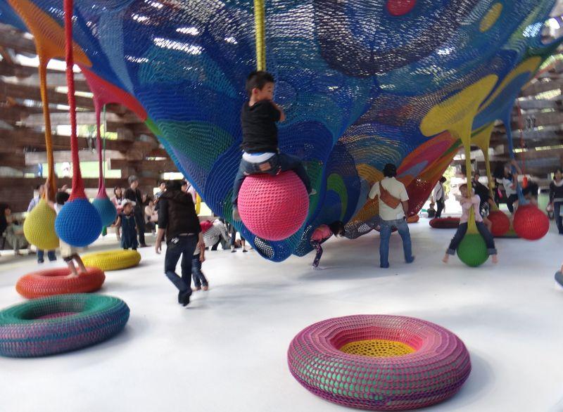 子供が喜ぶ美術館「箱根彫刻の森 美術館」 箱根の自然を満喫しながらアートで思いっきり遊んじゃおう♪