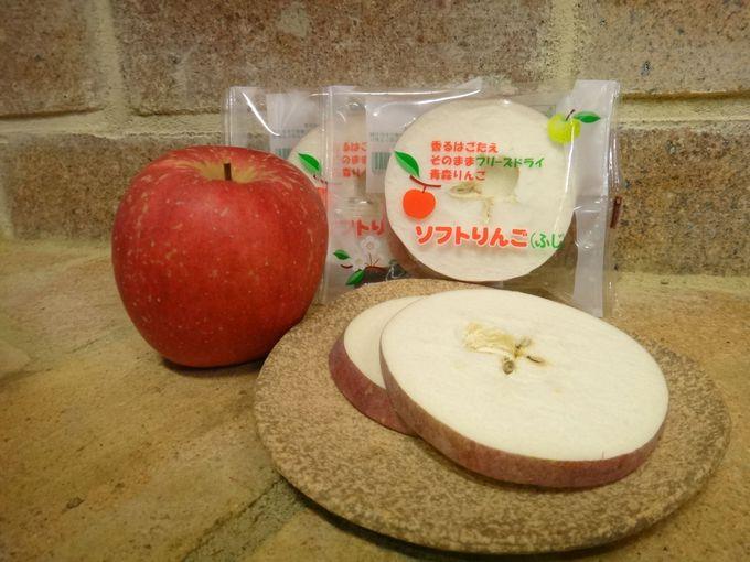 食べ方自由自在!! 色んな食べ方が楽しめるドライりんご