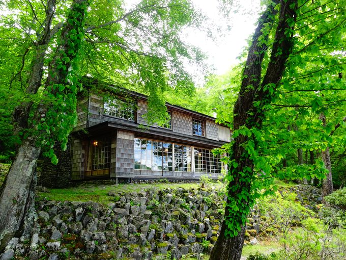 駐日大使も絶賛!美しい湖畔の西洋風記念館「イタリア大使館別荘記念公園」