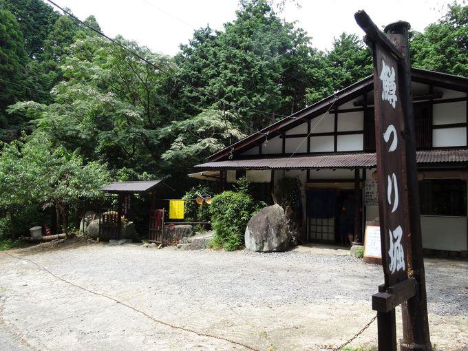 筑波山神社から車で10分 夏季は休まず営業中
