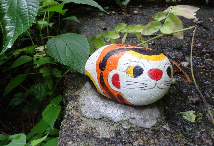 猫の足跡と福石猫!尾道の不思議な路地「猫の細道」へ