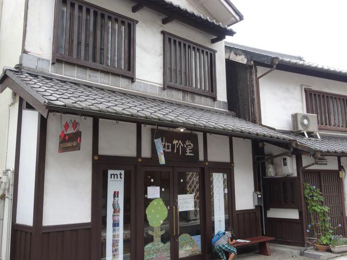 老舗表具店の「如竹堂」は、品ぞろえピカイチ!!