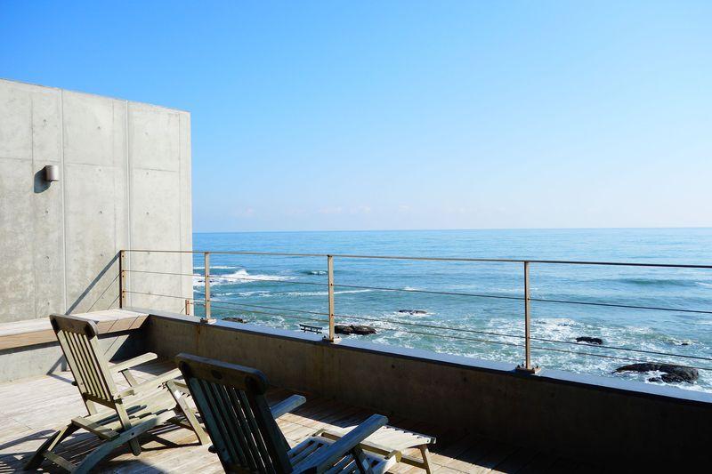 全8室海独占テラス付き 大洗「里海邸 金波楼本邸」で過ごすゆるやかな旅時間