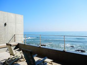 全8室海独占テラス付き 大洗「里海邸 金波楼本邸」で過ごすゆるやかな旅時間|茨城県|トラベルjp<たびねす>