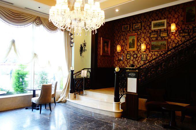 英国の邸宅のような「ホテルモントレ赤坂」へようこそ