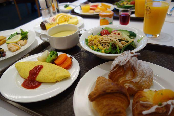 広島愛たっぷり!!ホテルグランヴィア広島の朝食