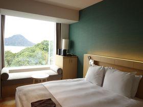 特別階クラブフロアから眺める瀬戸内海「グランドプリンスホテル広島」で至福のひとときを|広島県|トラベルjp<たびねす>