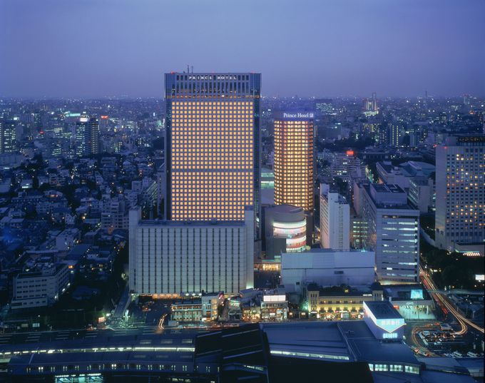 品川駅高輪口すぐ!!「品川プリンスホテル」は、旅の用途で宿泊タワーを選ぼう