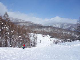 ふわふわ雪と広々ゲレンデまで0分!!「裏磐梯グランデコ東急ホテル」でスキー満喫
