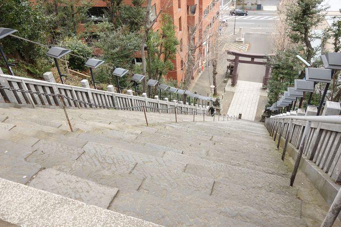 下から見る景色と上から見る景色は違う!!登ってみよう「愛宕神社」出世の階段