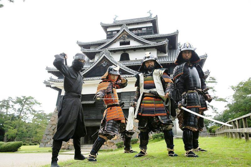 祝・国宝松江城!2倍楽しむ極意は「まつえ若武者隊」の出陣表をチェック!!
