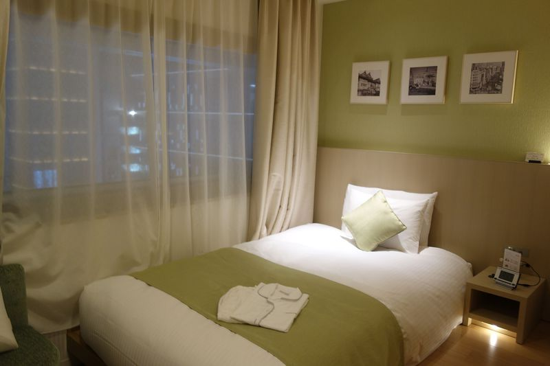 女子旅の拠点に!「ホテルグレイスリー銀座」は銀座一等地のオシャレ系ビジネスホテル