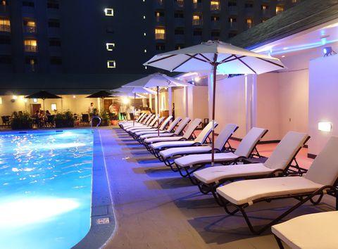 東京でリゾート気分が味わえるホテル6選