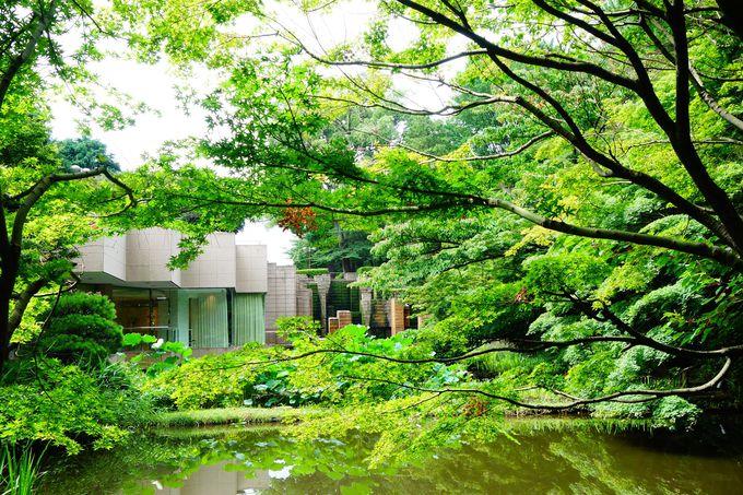 由緒ある御殿山の緑に包まれた東京マリオットホテル