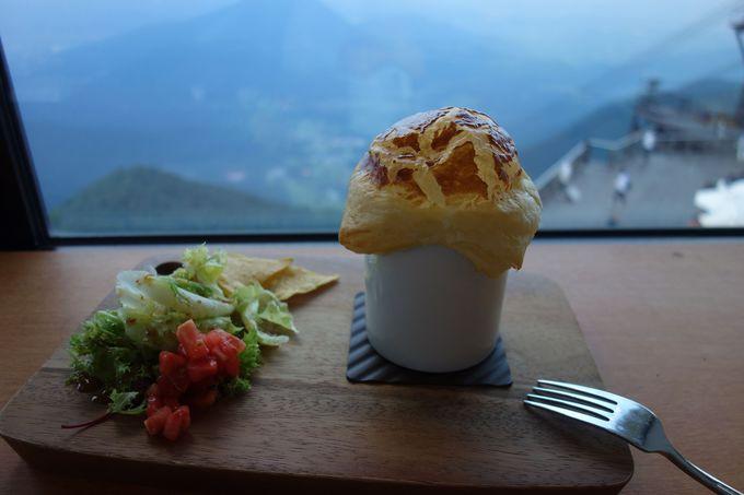 SORA terrace Cafeでゆっくり雲を待つ時間を楽しもう