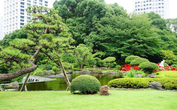 由緒ある庭園をもつ名門ホテル「ホテルニューオータニ」