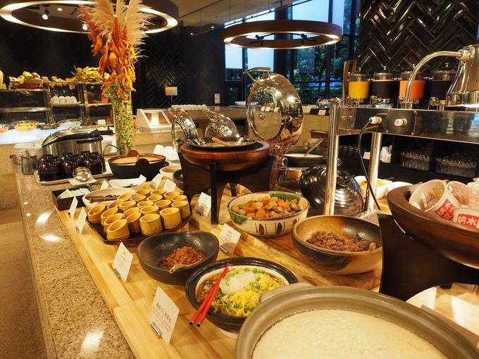 人気のアゴーラホテル黒カレーも!!ごはんがすすむ朝ごはん