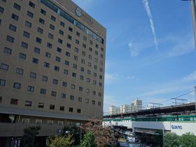 ほど良い郊外感がいい!!「ホテル・アゴーラ大阪守口」は京橋から電車で約5分