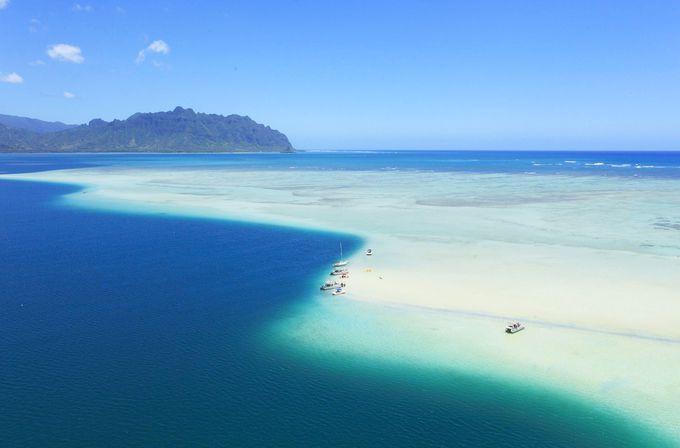 数多くのCMロケが行われたハワイの絶景スポット!!