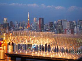 眺め最高!!品川プリンスホテル「DINING & BAR TABLE 9 TOKYO」