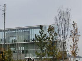 まるで美術館のような共同浴場!?石川県片山津温泉『街湯』|石川県|トラベルjp<たびねす>