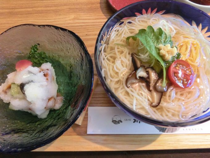 富山の夏「大門素麺」は茹でる前に注意…?!