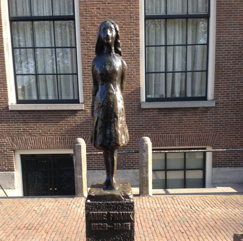 3.アンネ・フランクの家(アムステルダム)