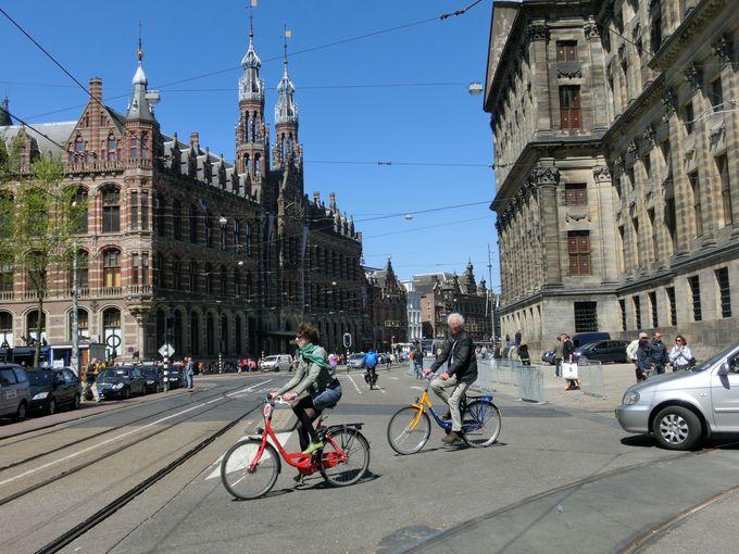 やっぱり自転車に乗りたい!