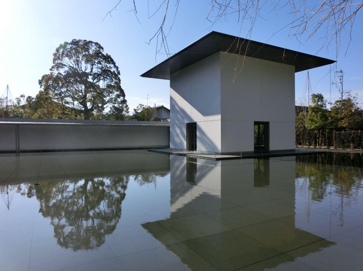 金沢21世紀美術館と鈴木大拙館