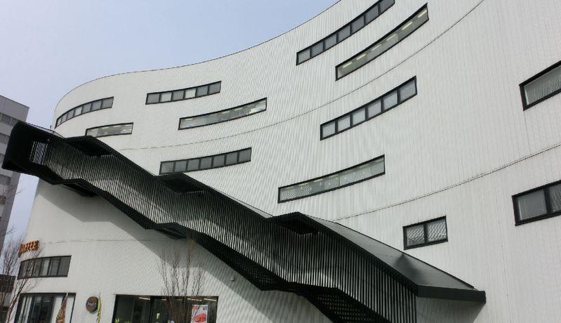 城下町金沢の必見スポット!おしゃれで斬新な現代建築6選