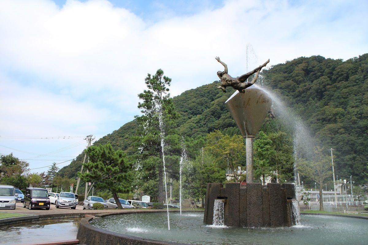 庄川水記念公園ってどんなところ?
