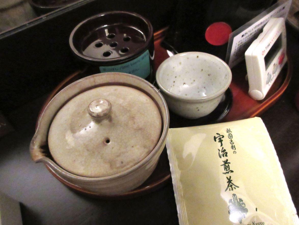 京都にこだわった心遣いの「おもてなし」発見!