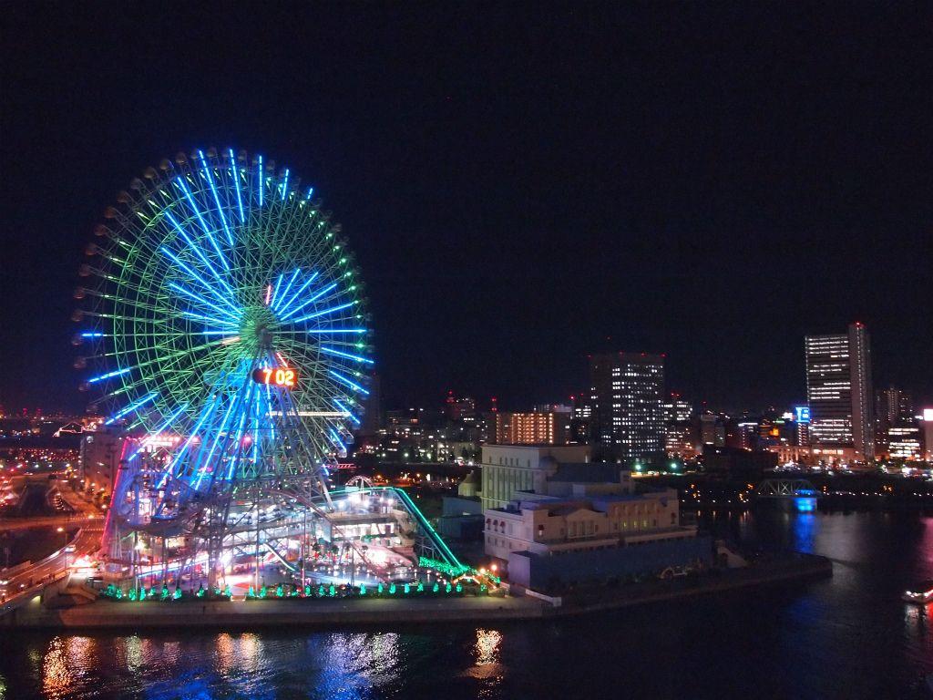 3.横浜ベイホテル東急
