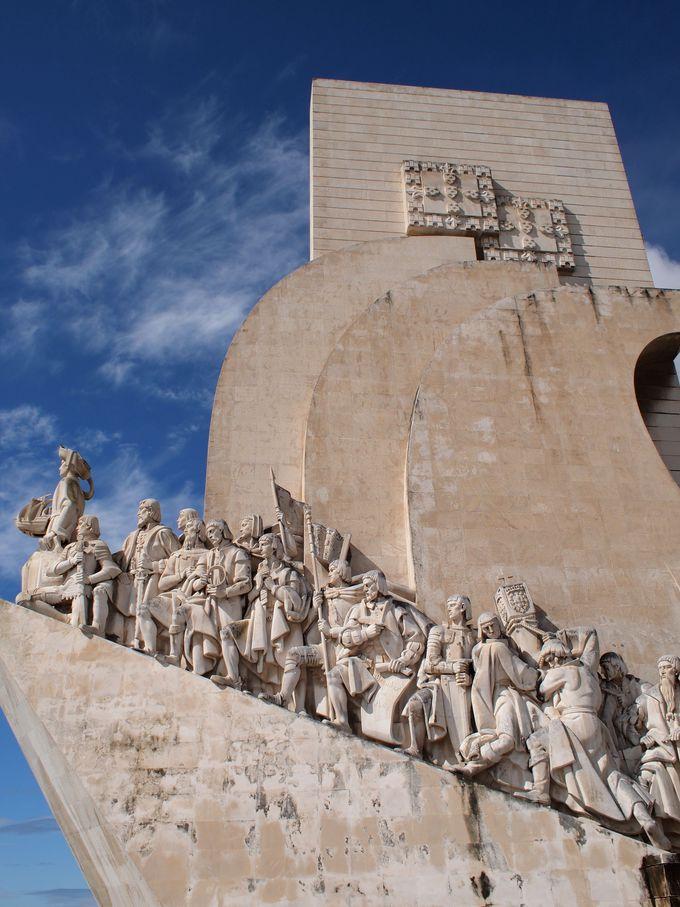 記念碑「発見のモニュメント」