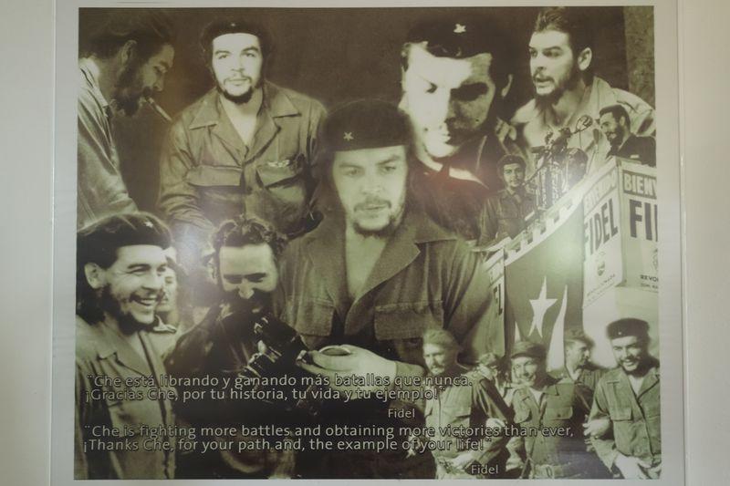 革命ヒーローに胸キュン!キューバ・ハバナのチェ・ゲバラ関連スポット