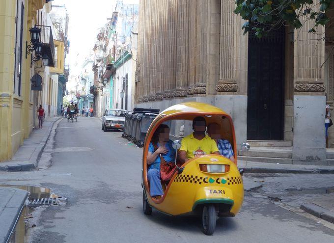 旅行者に大人気のココタクシー