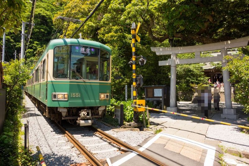 鎌倉・長谷エリアの神社仏閣を巡るお散歩コース