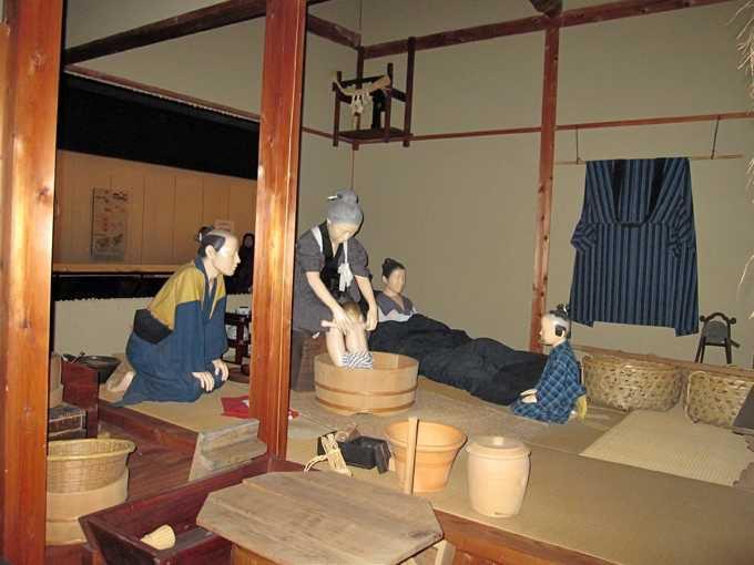 江戸時代のお宅拝見!
