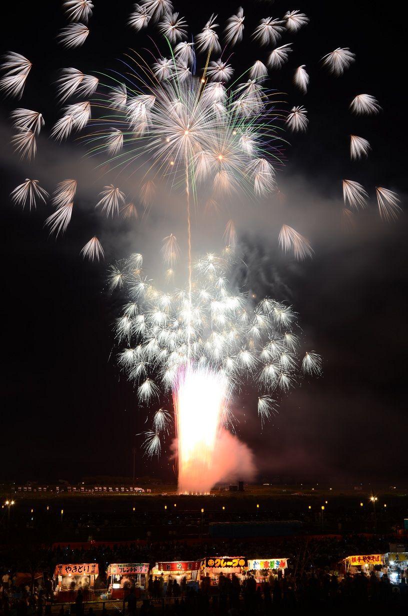 一生に一度は見たい! 大曲の花火——秋田県大仙市